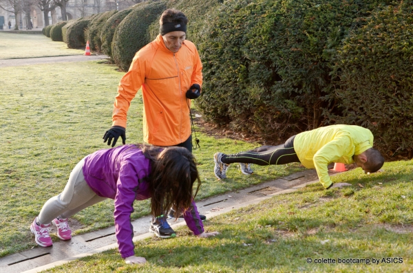 colette bootcamp by ASICS