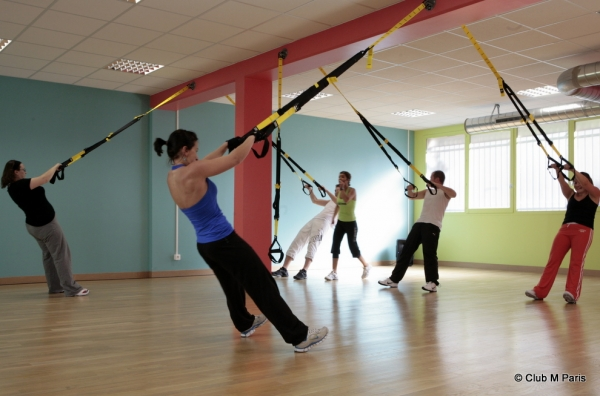 Fitness TRX club M