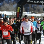Snow Trail Ubaye Salomon 2012
