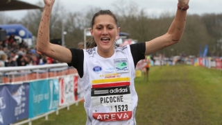 Laurane Picoche cross championnats de France 2012