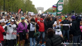 Inside le marathon de Paris