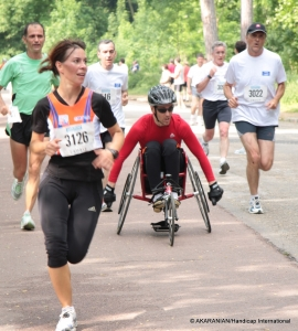 Courir Ensemble Handicap International