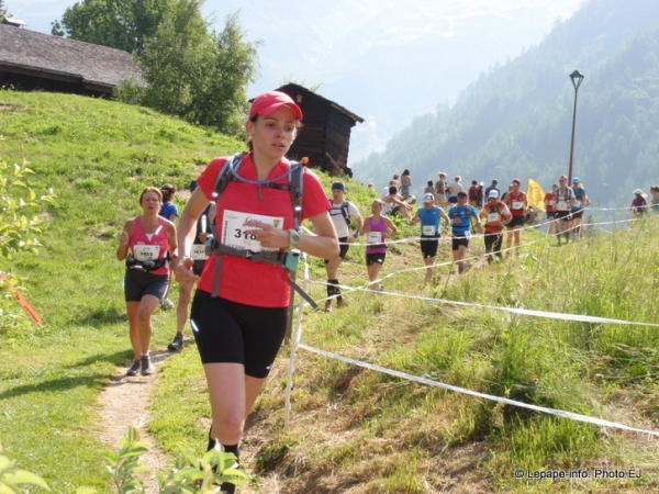 Cross Mont Blanc 2012