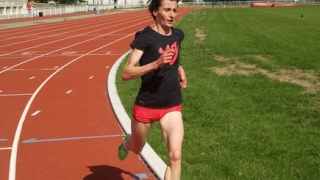 Christelle Daunay entrainement