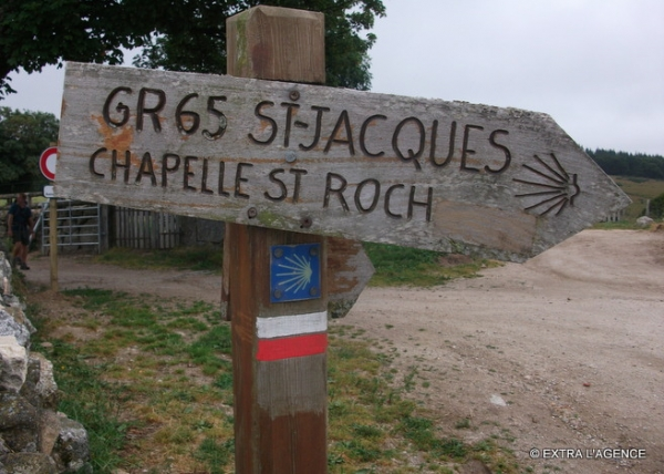 Reco Grand Trail St Jacques 2012