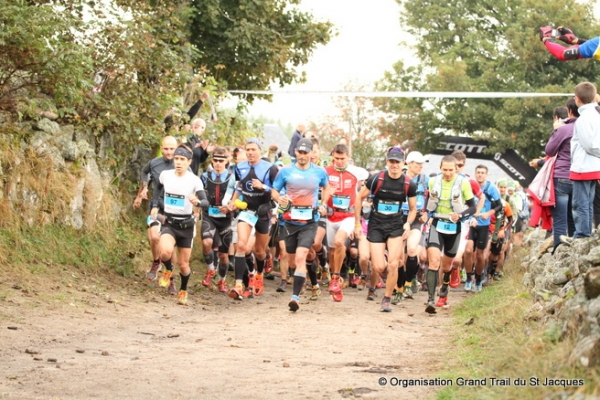 Grand Trail du St Jacques 2012