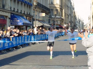 10 km du centre Paris 2012