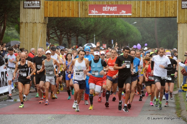Marathon des Villages 2012