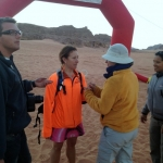 Jordan Running Adventure Race 2012