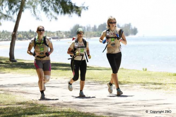Raid Amazones Fitness Team 2012