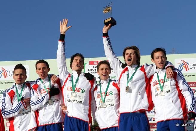 Championnats d'Europe de cross country 2012