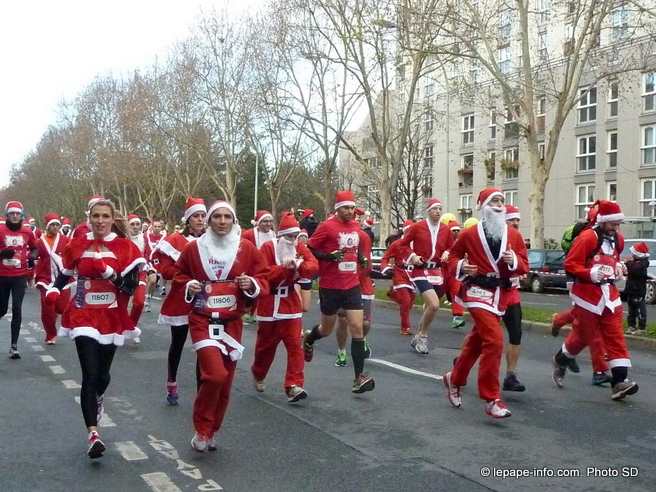corrida d'Issy les Moulineaux 2012
