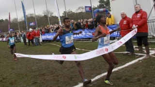 Kipkoech Cross Ouest France 2013