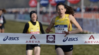 Championnats de France de cross 2013 Calvin