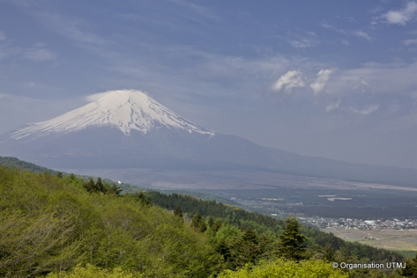 4 Le Mont Fuji photo organisation UTMF