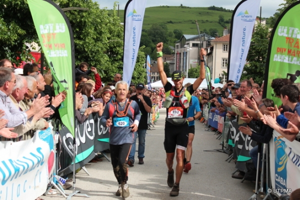 Ultra Trail Puy Mary Aurillac 2013