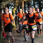 joellette ultra trail du golf du Morbihan