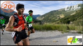 trail du Val d'Allos 2013