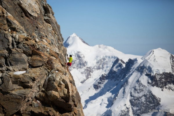 Kilian Jornet Summits of my life Cervin
