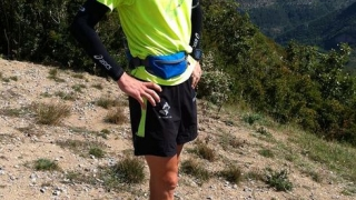 Thomas Lorblanchet Team Asics Trail