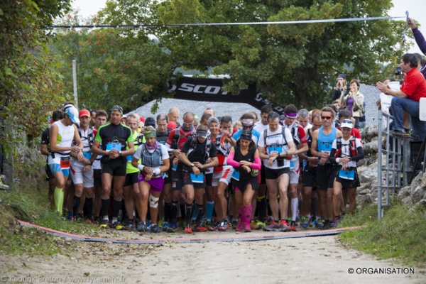 Grand Trail Saint Jacques 2013