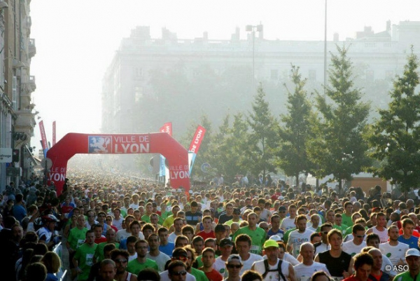 Run in Lyon 2012