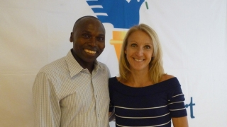 Peace and Sport Paula Radcliffe Kipketer