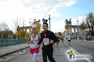 Lapins runners budapest