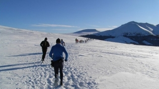 Trail Hivernal du Sancy 2013