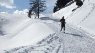 Snow Race Montgenevre