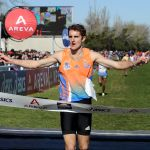 Florian Carvalho - championnat de France de cross 2014