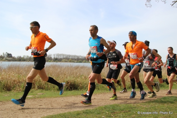 Eco Trail de Paris 2014 80 km