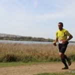 Eco Trail de Paris 2014 80 km Christian Dilmi