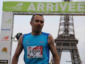 Eco Trail de Paris 2014 80 km Manu Gault