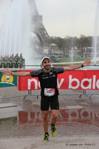 Eco Trail de Paris 2014 80 km Vincent Viet
