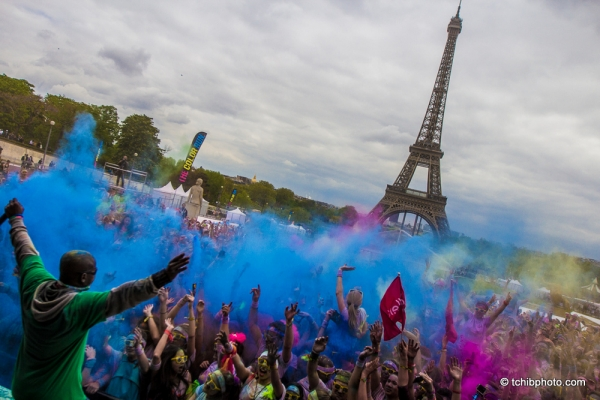 The Color Run Paris 2014