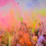 Holi Run Tour