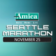 Affiche - Seattle Marathon