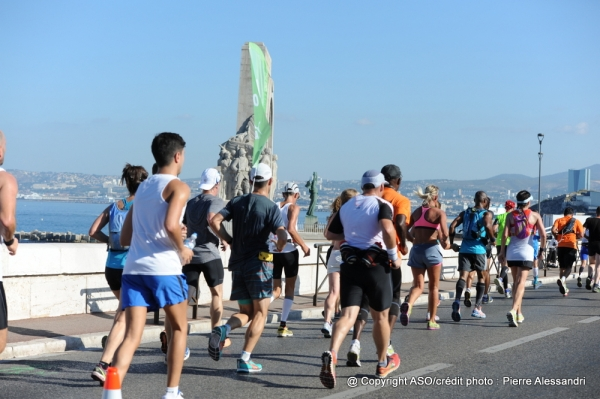 Run In Marseille - Dimanche 14 Septembre 2014 - Semi Marathon -