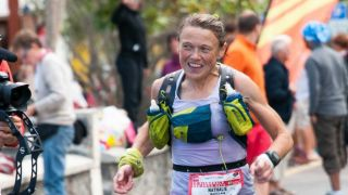 Nathalie Mauclair Grand raid de la Réunion
