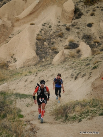 The North Face Cappadocia Ultra Trail 2014 Jean Marc Delorme