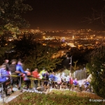 Lyon urban trail by night 2014