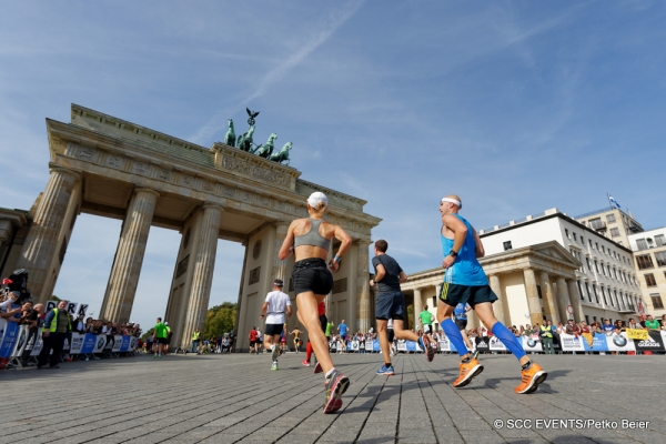 41. BMW BERLIN-MARATHON 2014