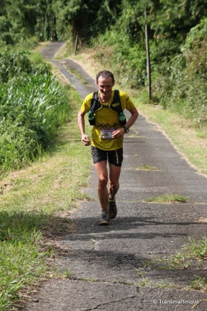 Antoine Guillon Transmartinique 2014