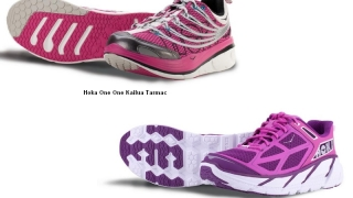 hoka one one Kailua Tarmac / Hoka One One Clifton