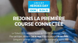 UNICEF Heroes Day