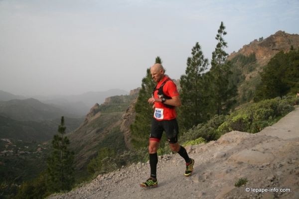 North Face Transgrancanaria 2015