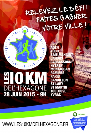 10 km de l'Hexagone 2015