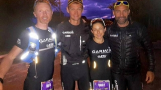 team Garmin adventure