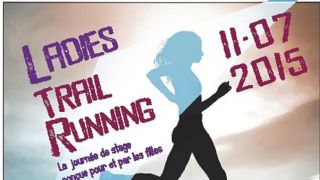 Ladies Trail Running 2015
